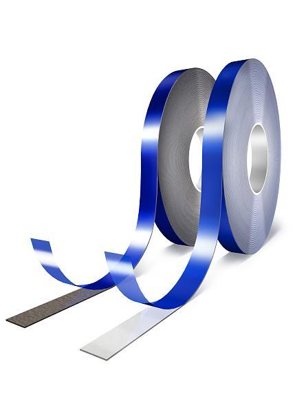 7044 tesa® ACXplus Grigio/Bianco Nastro biadesivo in schiuma acrilica 1000 µm Image